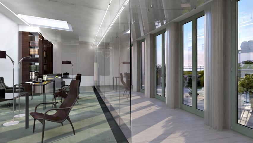 Lokal biurowy - 176 m2 - Rakowicka 8