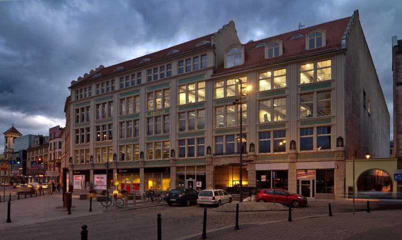 Lokal handlowo-usługowy - 416 m2 - Pasaż Pokoyhof