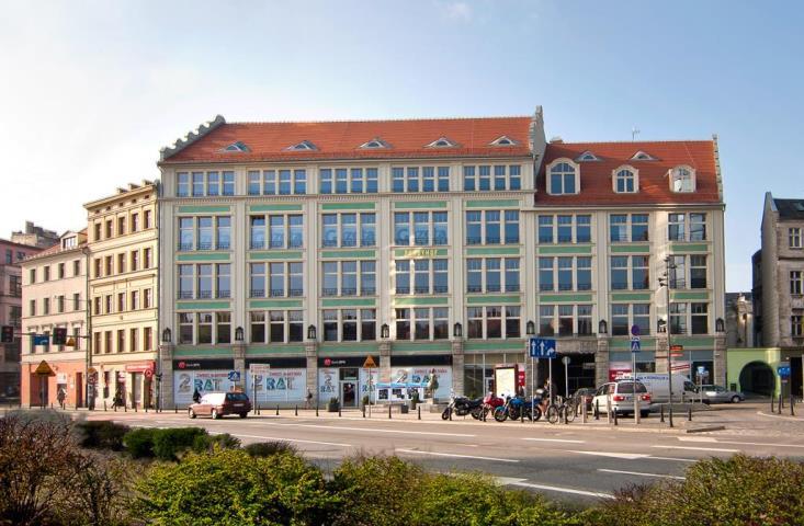 Lokal handlowo-usługowy - 169 m2 - Pasaż Pokoyhof