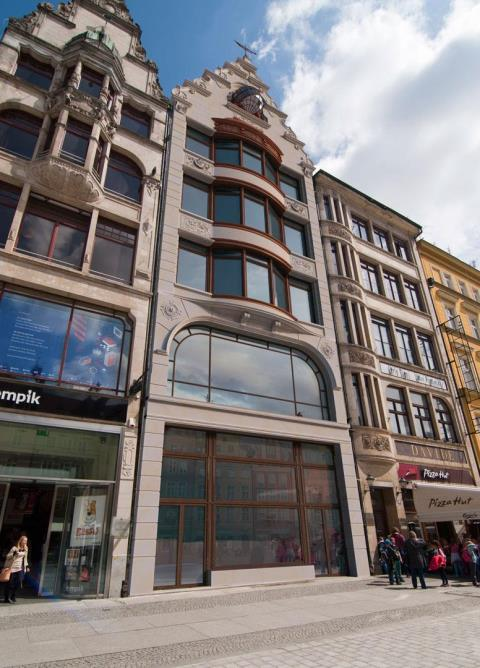 Lokal biurowy - 153 m2 - Rynek 49