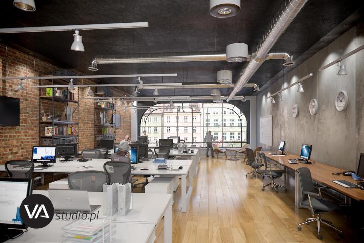 Lokal biurowy - 315 m2 - Rynek 49