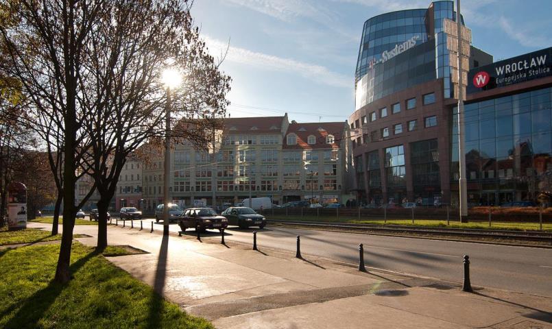 Lokal handlowo-usługowy - 304 m2 - Pasaż Pokoyhof